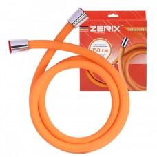 Шланг Zerix SILICONE.F12 Orange - 150см