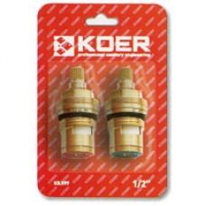 """Комплект Букс(2шт) 1/2"""" Koer KR599"""
