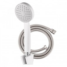 Набор Zerix SHOWER SET-02W цвет белый