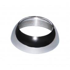 Декор чашка под картридж 40 мм (пласт)