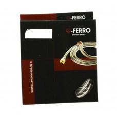 Шланг для душа G-Ferro 175-225 см