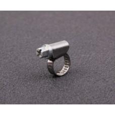 Хомут червячный нержавейка W2 мини APRO 7-11 мм