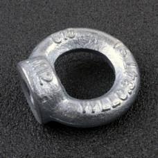 Гайка с кольцом М6х1.0 оцинкованный
