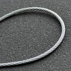 Трос оцинкованый 1.5 мм DIN 3055 (6*7) бухта 200 м