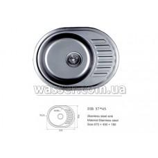 Кухонная мойка Haiba 570X450 микродекор