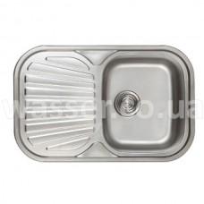 Кухонная мойка Haiba 740X480 глянец