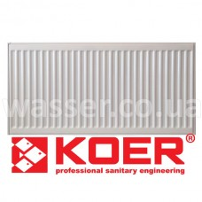 Стальной радиатор KOER 22 x 300 x 700S