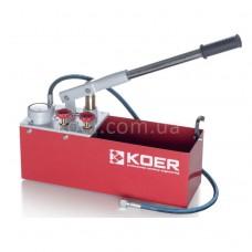 Инструмент опрессовочный Koer KW.100 ручной