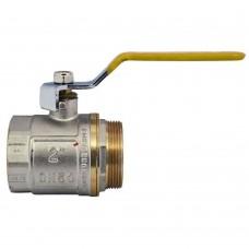 "Газовый кран WaterPro 2"" ГШ Ручка"