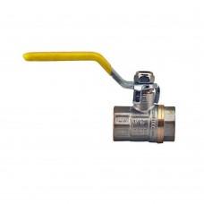 Газовый кран WaterPro 1/2 ГГ Ручка