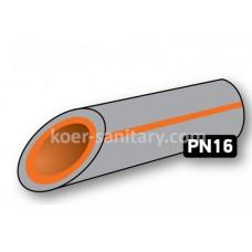 Труба ПП Koer PN16 20x2,8
