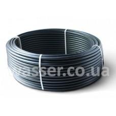 Труба STR ПНД d 110 -6,3 мм (6 атм. черная)
