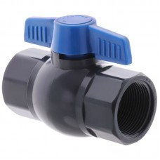 Кран шаровый Plamix PV-110 1-1/4' ГГБ