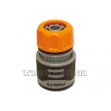 """Коннектор для шланга 1/2"""" - 5/8"""" Presto-PS 4111T"""