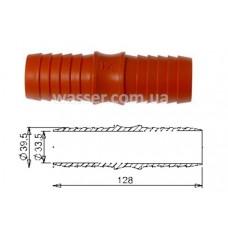 Трубка соединительная 1 1/2 SLD 0-124