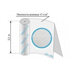 Агроволокно белое 17уф ( 3,2*100м ) 17G/M