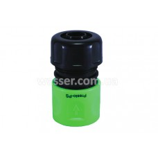 Коннектор для шланга 3/4 Presto-PS 2504 JET