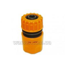 """Коннектор для шланга 1/2"""" - 5/8"""" Presto-PS 5809"""