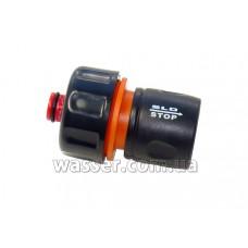 Коннектор 3/4 с автостопом SLD 0-41