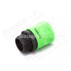 Конектор 3/4 наружная резьба Presto-PS RS 4020