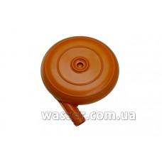Улитка гигант литая оранжевая 13 см 0-013
