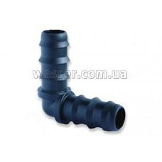 Угол для 16 мм трубки Presto-PS EC 0116