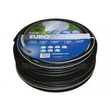"""Поливочный шланг Euro Guip Black 1"""" бухта 50 метров"""