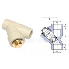 Обратный клапан Wavin EK 25