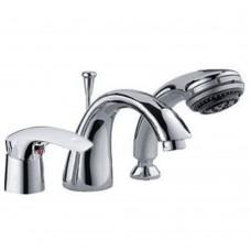 Смеситель Haiba Mars 022 ванна встроенная