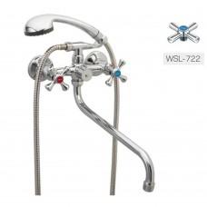 Смеситель Zerix DMT-A722 для ванны