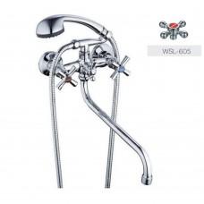 Смеситель Zerix DFR-A605 для ванны