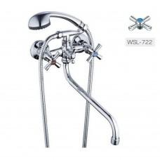 Смеситель Zerix DFR-A722 для ванны