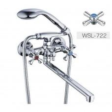 Смеситель Zerix D4Q-A722 для ванны